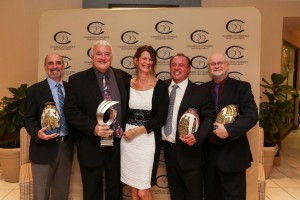 Chamber of Commerce Award winners