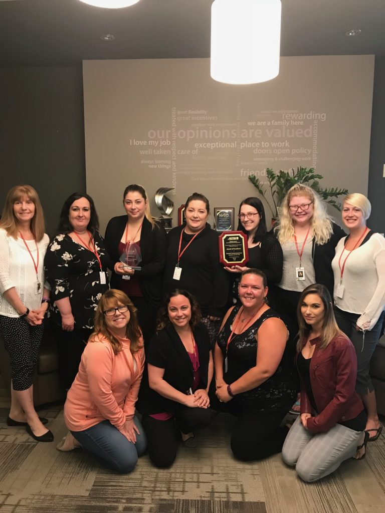Outstanding Service Brings National Award Extend Communications, Inc. Earns ATSI Call Center Award of Excellence- TOP TEN